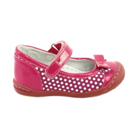 Mädchenballerinas Ren But 1405 pink