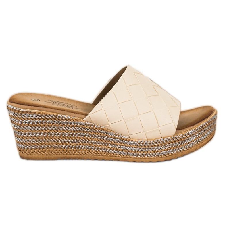 Bona Flip-Flops beige