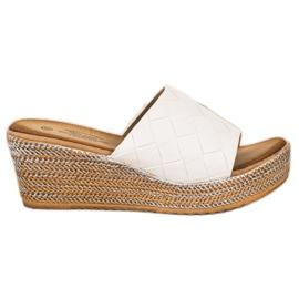 Bona Flip-Flops weiß
