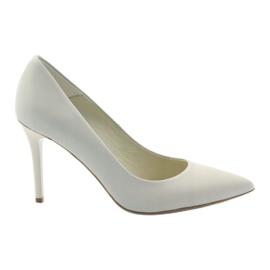 Schuhe Gianmarko 721 beige braun