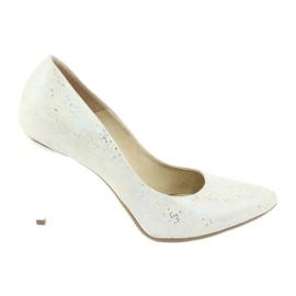 Espinto 456/96 Damenschuhe weiß