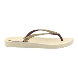 Flip-Flops Ipanema 81927 Gold