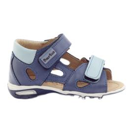 Boy's Sandalen, Rüben Bartuś blau