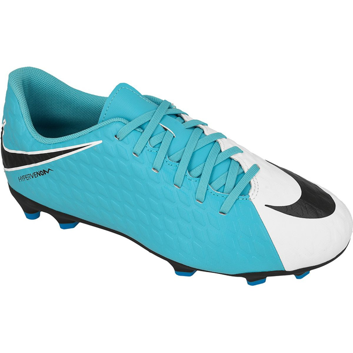 best website the latest newest Fußballschuhe Nike Hypervenom Phade Iii weiß, blau blau
