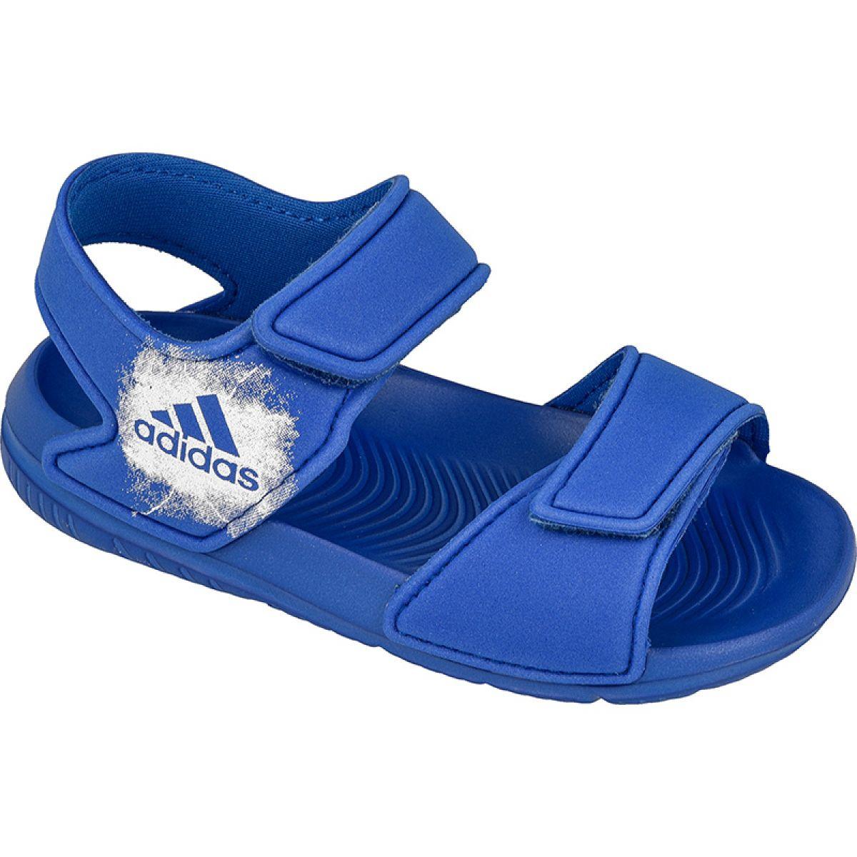 get new fashion styles special section Sandalen adidas AltaSwim I Kinder BA9281 blau