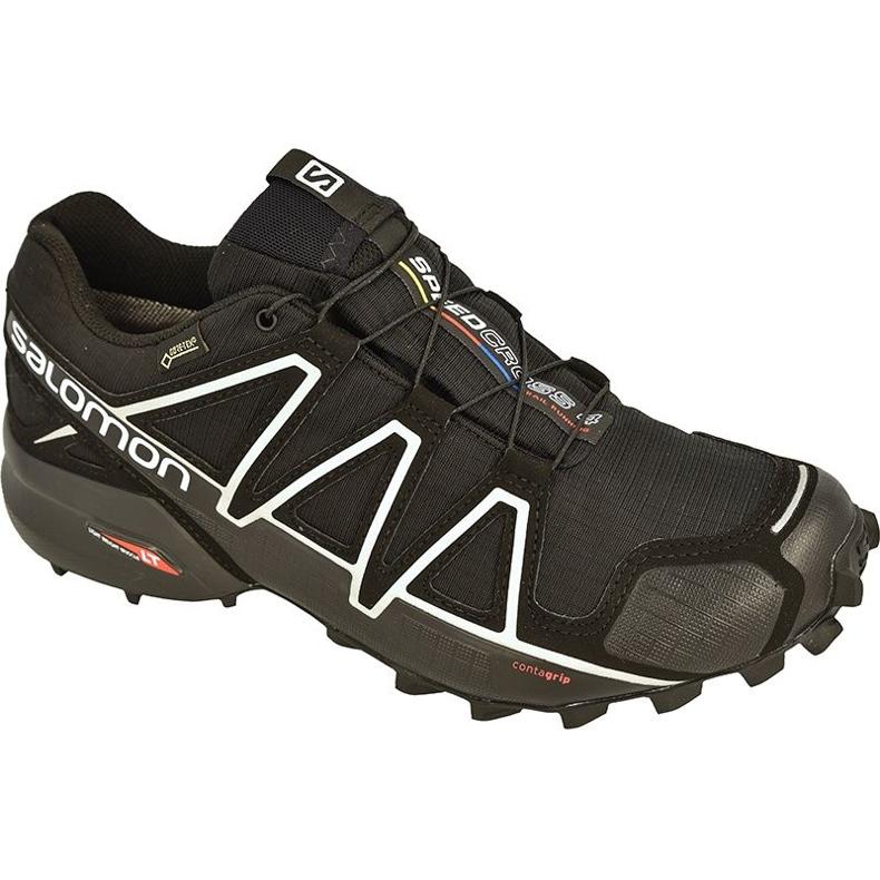 Salomon Speedcross 4 Gtx Laufschuhe schwarz