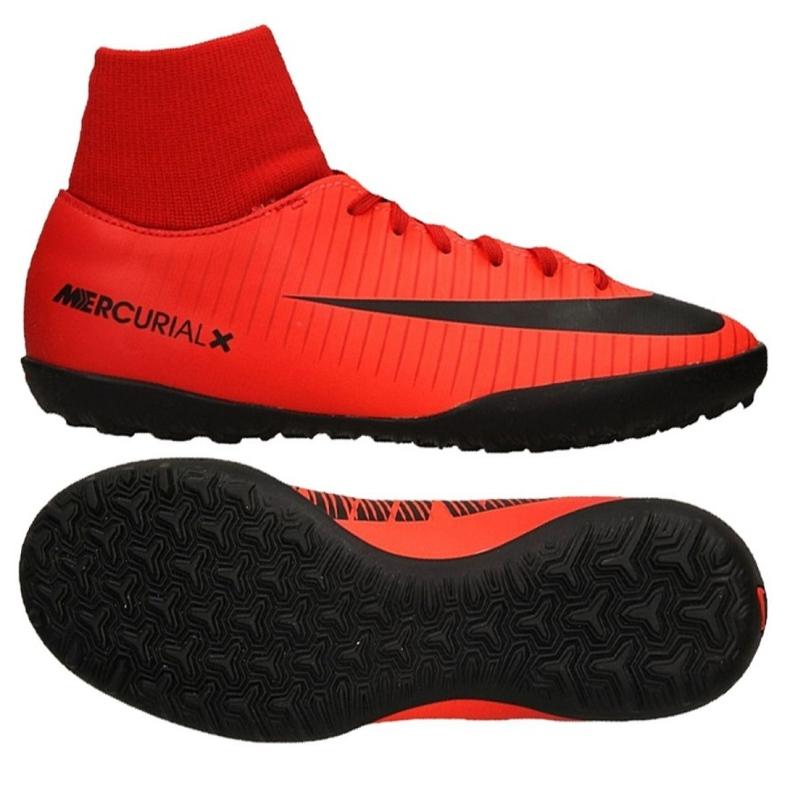Fußballschuhe Nike MercurialX Victory Vi rot rot