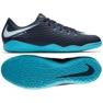 Hallenschuhe Nike HypervenomX Phelon Iii Ic marine