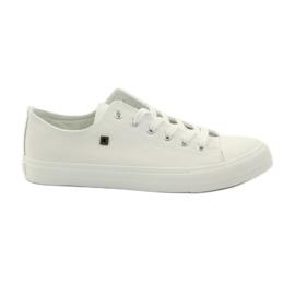 Weiß Turnschuhe Sneakers für Big Star Schnürsenkel