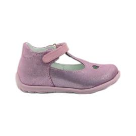 Ren But pink Ren Schuhe 1467 Heide Ballerinas