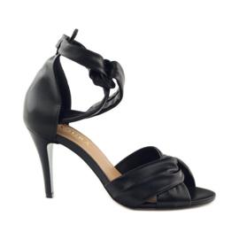 Badura 4650 Damenschuhe schwarz