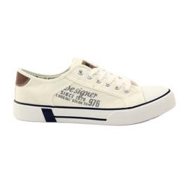 DK Turnschuhe Sneakers 0024 weiß
