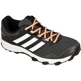 Laufschuhe adidas Duramo 7 Trail W schwarz