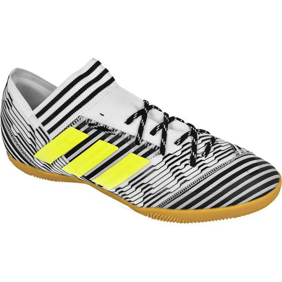 Adidas Nemeziz Tango 17.3 In M BB3653 Indoor-Schuhe weiß, schwarz weiß