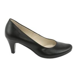 Gregors 465 Business Schuhe schwarz