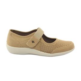 Braun Super bequeme Aloeloe Schuhe