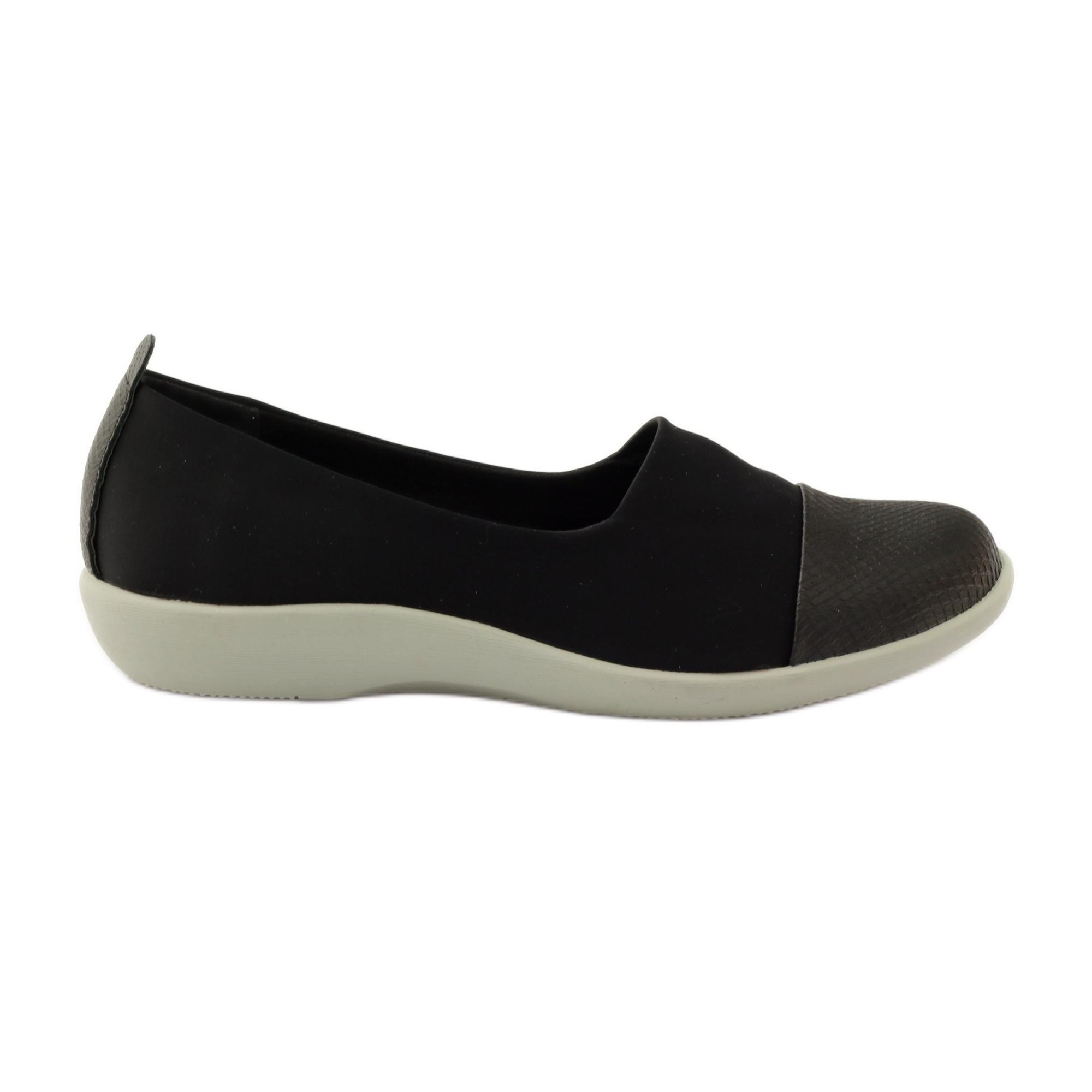 purchase cheap d369d a5ca1 Schwarz Sehr bequeme Schuhe Aloeloe Slipons