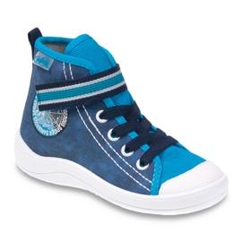 Befado Kinderschuhe 268X061 blau