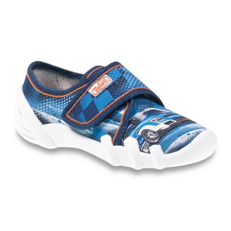 Befado Kinderschuhe 273X207 blau