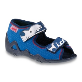 Blau Befado Kinderschuhe 250P069