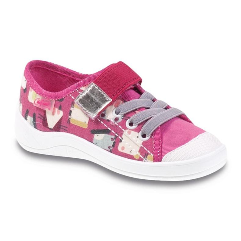 Befado Kinderschuhe 251X086 pink