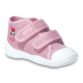 Befado Kinderschuhe 212P056 pink