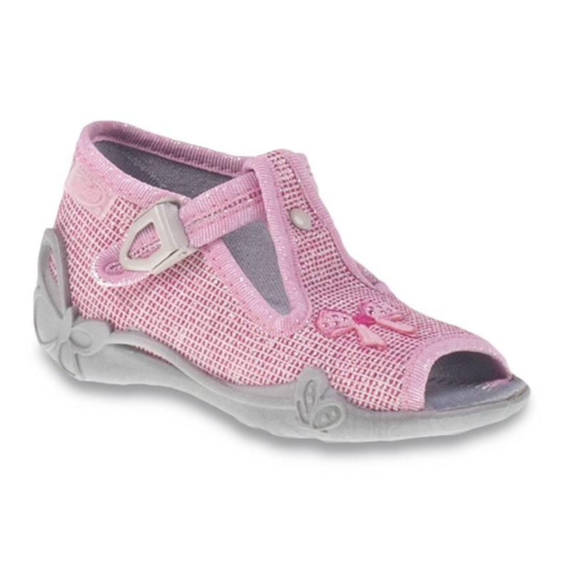 Befado rosa Kinderschuhe 213P104 pink