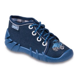 Befado Marineblau Kinderschuhe 130P058