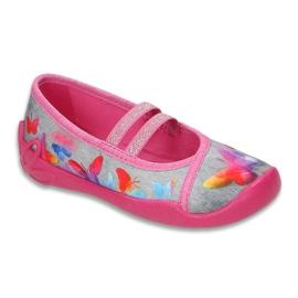 Befado Kinderschuhe 116X219 pink