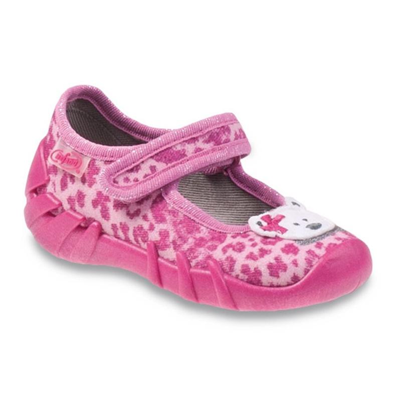 Befado rosa Kinderschuhe 109P156 pink