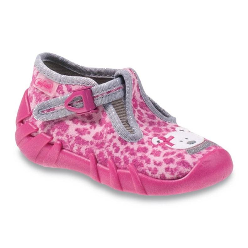 Befado rosa Kinderschuhe 110P304 pink
