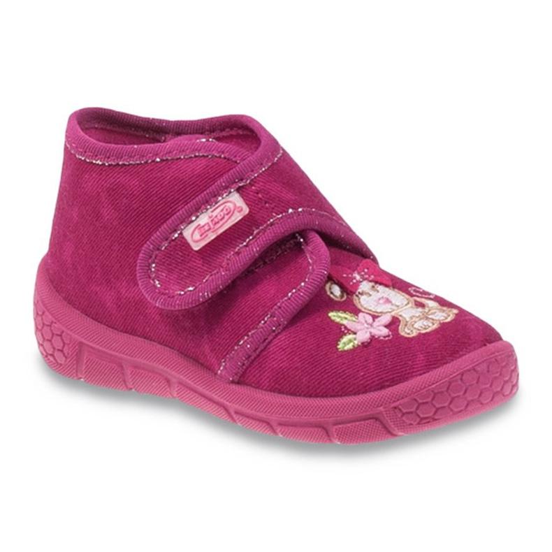 Befado rosa Kinderschuhe 529P026 pink