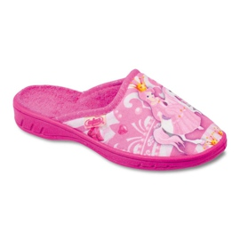 Befado Kinderschuhe pu 707X289 pink