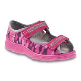 Pink Befado Kinderschuhe 969X120
