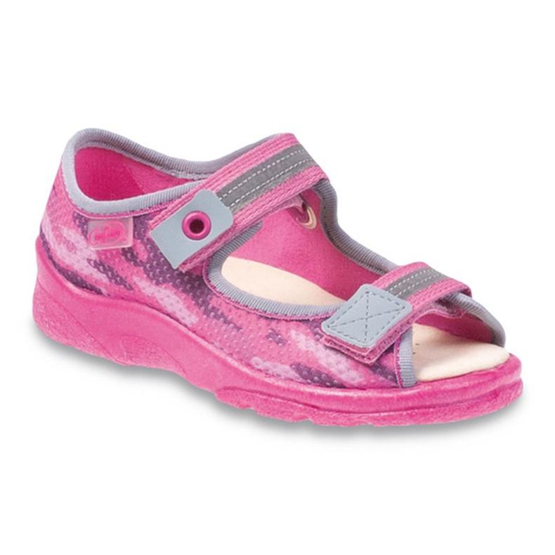 Befado Kinderschuhe 969Y112 pink