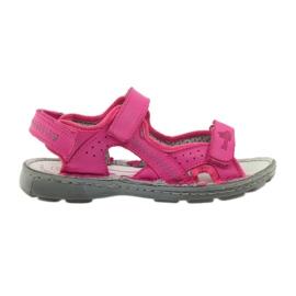 Ren But pink Elastische Sandalen Ren Aber 4256 Amaranth