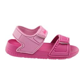 American Club pink Amerikanische Sandalen Kinder Wasserschuhe