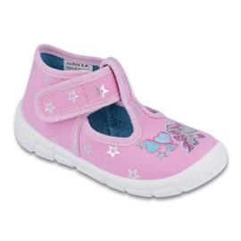 Befado Kinderschuhe 531P009 pink