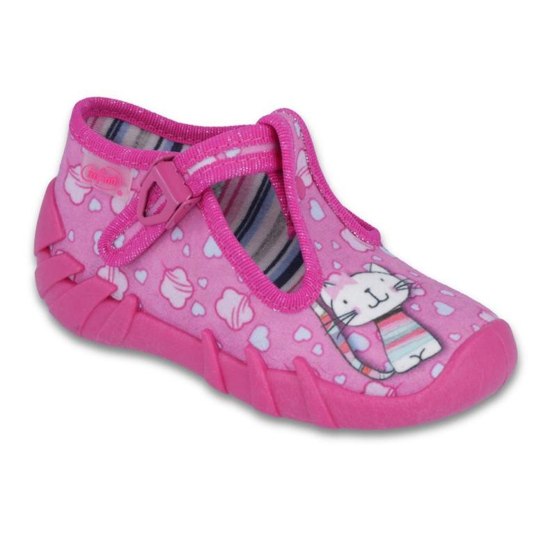 Befado Kinderschuhe 110P327 pink