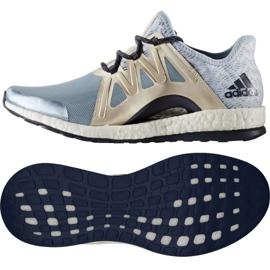 Laufschuhe adidas Pure Boost Xpose Clima W BB1740 blau