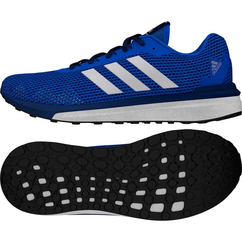 Laufschuhe adidas Vengeful M BA7938 blau