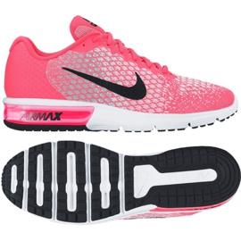 Nike Wmns Nike Air Max Laufschuhe pink