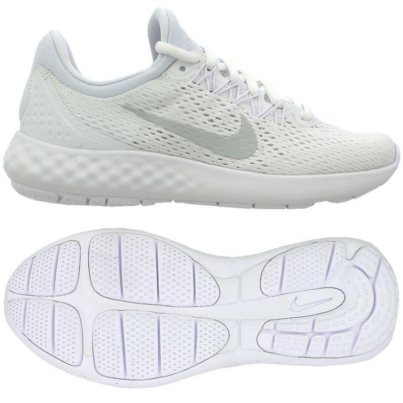 Nike Wmns Lunar Skyelux W Laufschuhe weiß