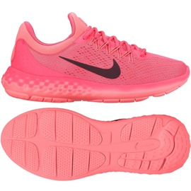 Nike Wmns Lunar Skyelux Laufschuhe pink