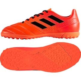 Adidas Ace 17.4 Tf Jr. Fußballschuhe rot