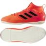Indoor-Schuhe adidas Ace Tango 17.3 in Jr CG3714 rot, orange rot