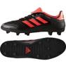 Fußballschuhe adidas Copa 17.3 Fg M S77144 schwarz schwarz, orange