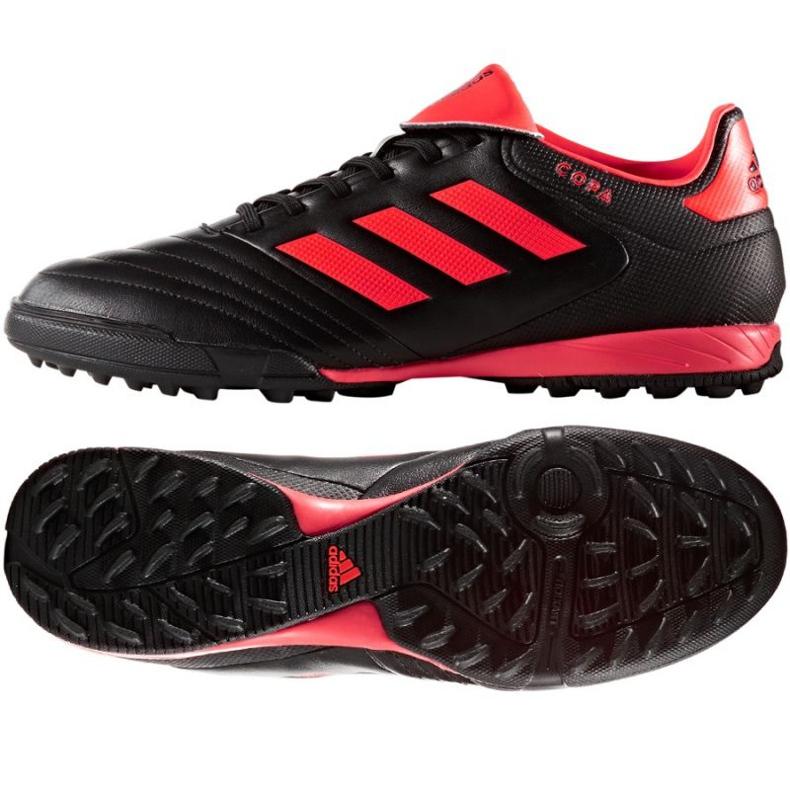 Adidas Copa Tango 17.3 TF M BB6100 Fußballschuhe schwarz