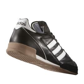 Indoor-Schuhe adidas Kaiser 5 Goal Leder In M 677358 schwarz schwarz
