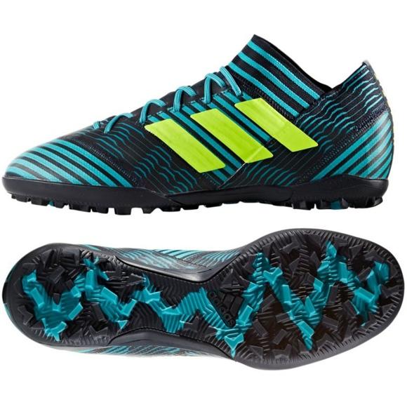 Adidas Nemeziz Tango Fußballschuhe 17.3 schwarz
